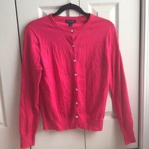 Never been worn pink cardigan